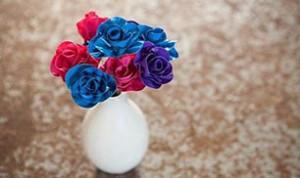 Diy Colorful Flower