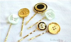 Beautiful Button Craft