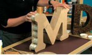 Cool Letter Craft