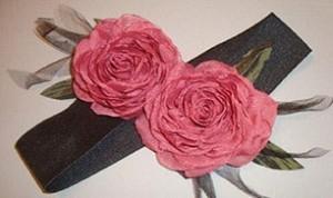 Diy Pink Rose