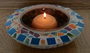 Beautiful Candle Craft
