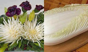 Beautiful Cabbage Flower