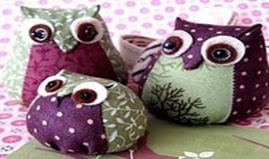 Diy Cute Owl