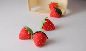 Diy Beautiful Strawberry