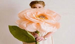 Diy Large Flower