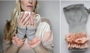 Beautiful Glove Craft
