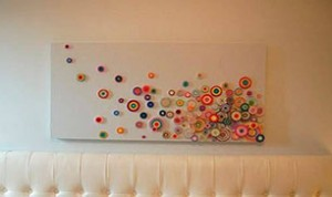 Easy And Beautiful Wall Decoration