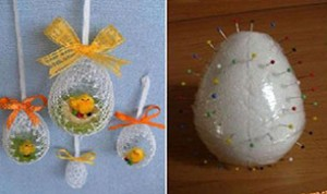 Beautiful Egg Craft