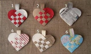 Beautiful Heart-shaped Craft