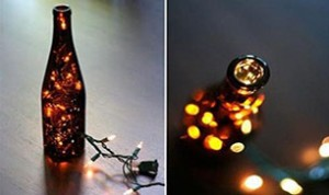 Diy Cool Bottle Light