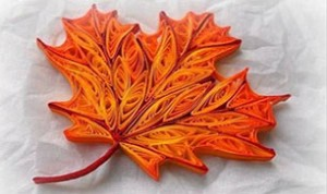 Diy Beautiful Maple Leaf