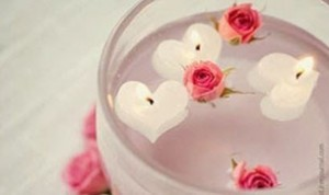Diy Heart-shaped Candle