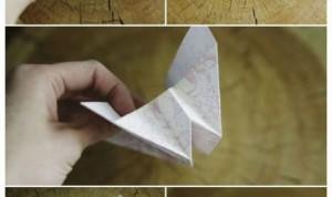 Cute Paper Rabbit