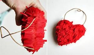 Diy Beautiful Heart Craft