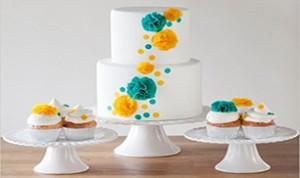Diy Decoration Flower For Cake