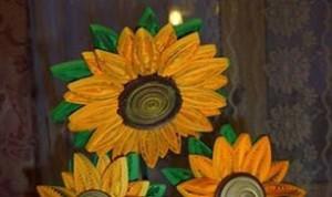Diy Beautiful Sunflower