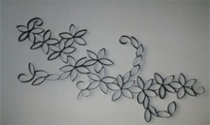 Beautiful Paper Roll Craft