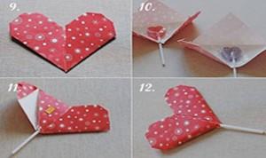 Diy Beautiful Paper Heart