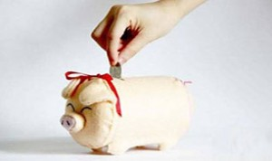 Diy Cute Pig Saving Pot