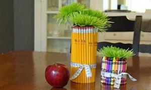 Diy Beautiful Pencil Bonsai