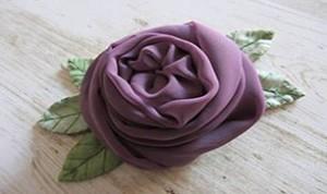 Diy Beautiful Purple Flower
