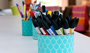 Diy Easy And Beautiful Pen Container