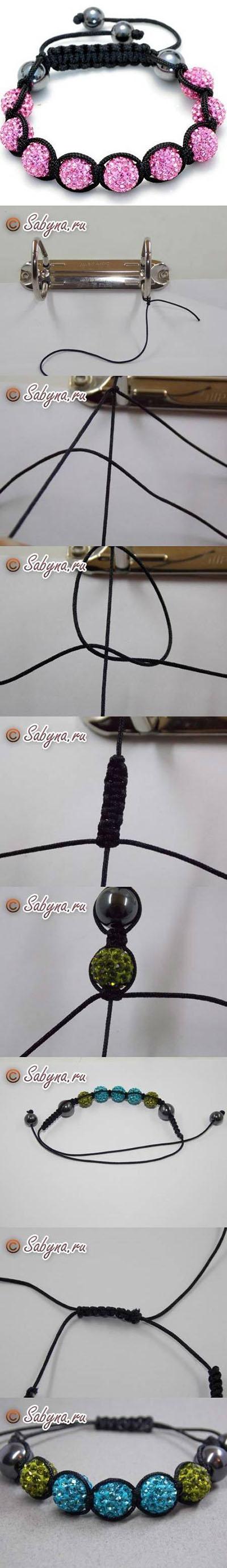 DIY-Bright-Beads-Bracelet11