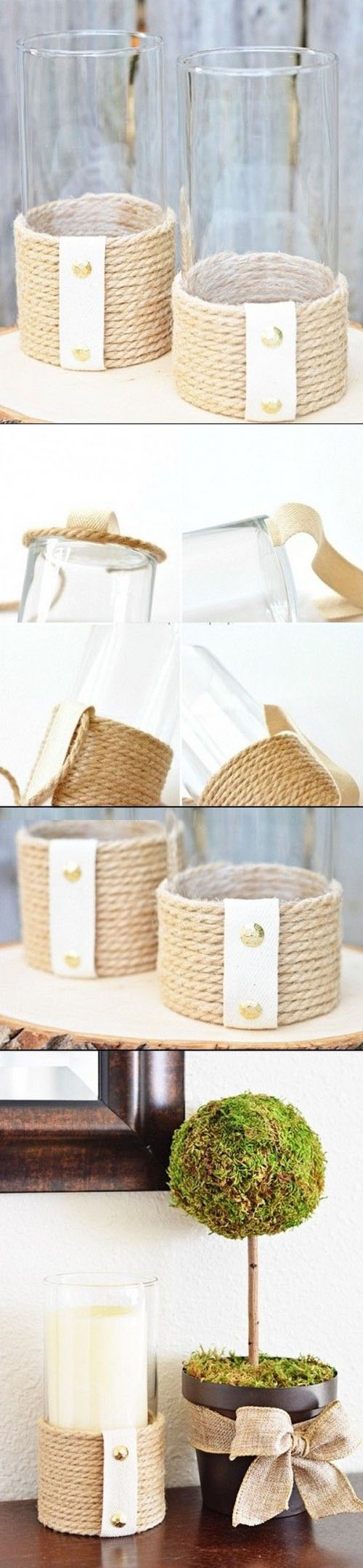 DIY Candle Holders ideas11