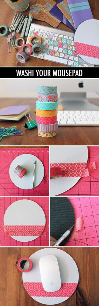 Easy to Make Mousepads11