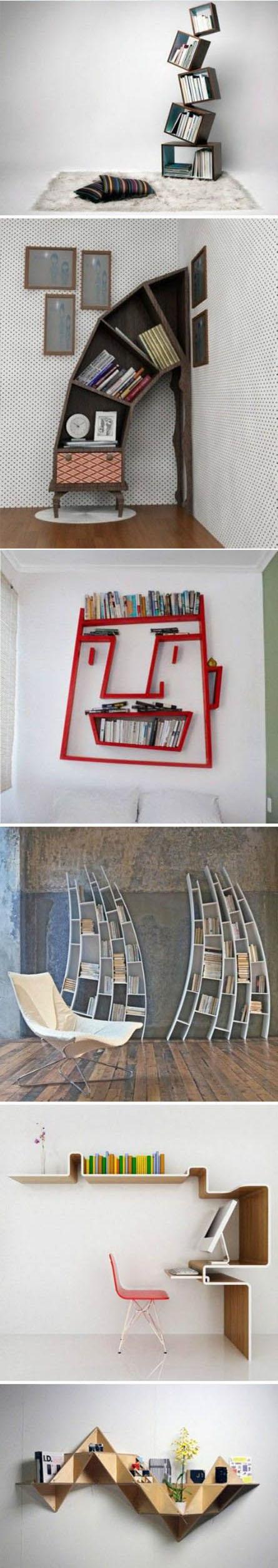Nice made bookshelf11